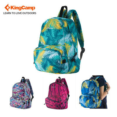 KingCamp 15L Lightweight Multi-function Waterproof Camping Backpack Casual