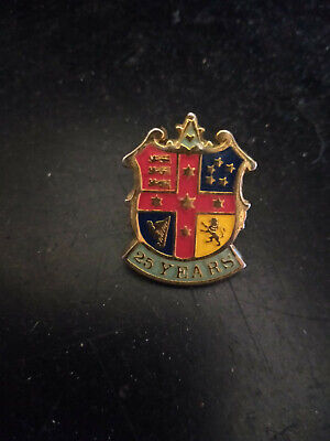 Vintage Rare Collectable 25 Year Badge - Made by Lega Melb