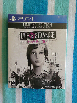 Life Is Strange Before The Storm *Edizione Limitata* Sony PLAYSTATION 4 Nuovo
