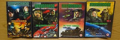 Roughnecks Starship Troopers Chronicles DVD Video