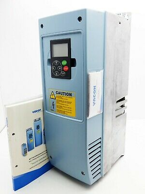 Vacon NXL00235C2H1SSS0000 16/23A Software: NXL00005V261 Inverter + Panel -used-
