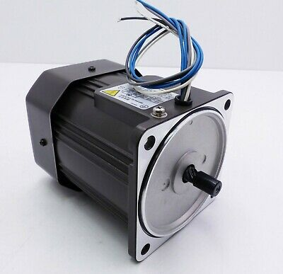 Panasonic M9MZ60G4YGA Induction Motor 200/230V 50/60Hz 1350/1675rpm -unused-