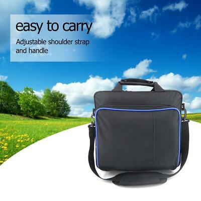 Shoulder Bag Travel Carrying Zipper Case for PlayStation 4 PS4 Game Consoles