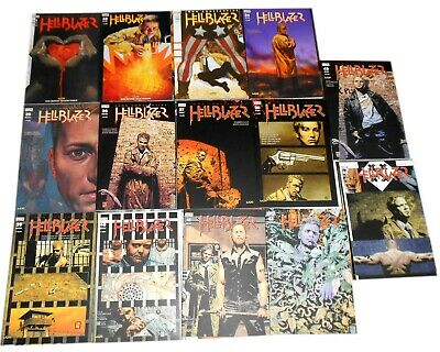 John Constantine HELLBLAZER vertigo monthly lion sequenza 31 / 44