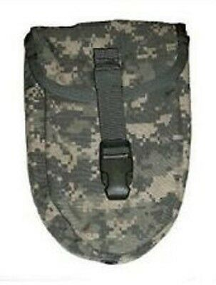 US Army Spatentasche Patented Folding Spade ACU MOLLE pouch Tasche AT Digitall