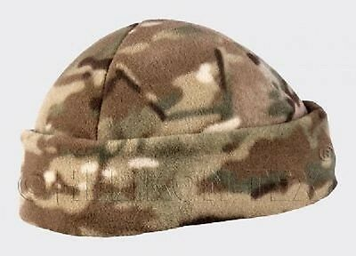HELIKON TEX FLEECE WATCH CAP CAMOGROM Tarnmütze Mütze
