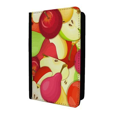 Passport Holder Case Cover Pears Paint Fruit - S1233