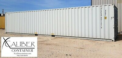 40' STD New Shipping Container Cargo Container Conex Box Lubbock, TX
