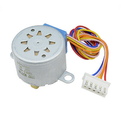 28BYJ-48 Stepper Motor/Gear Motor 5-wire 4-phase for Air Conditioner Louve DC12V