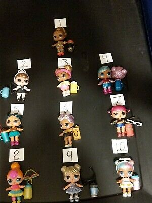 Lol Surprise Dolls Lot of 4. Your Pick of 4 Dolls. Glam, Bling, Underwraps