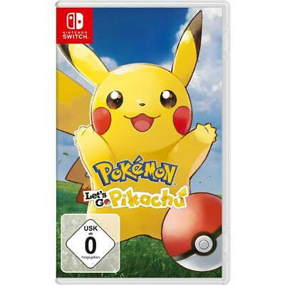 Pokémon: Let´s Go, Pikachu! Nintendo Switch USK: 0