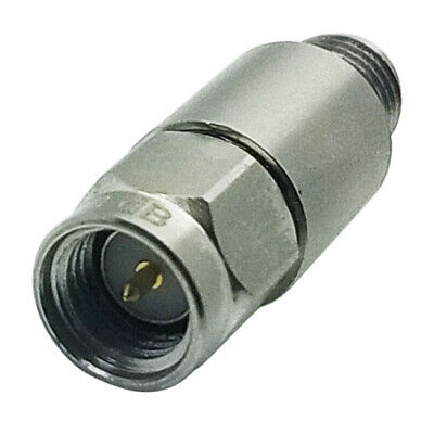 Attenuator, SMA Male to SMA Female, 2Watt, 6dB, 8GHz
