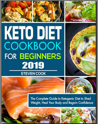 Keto Diet Cookbook For Beginners 2019 – The Complete Eb00k/PDF - FAST Delivery