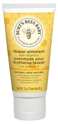 Burt's Bees Baby 100% Natural Diaper Ointment, Nappy Cream, 85