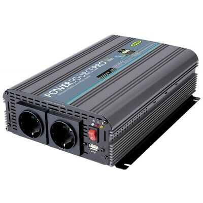 Inverter ad onda sinusoidale modificata Ring 24V 1000W + usb