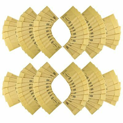 100 Pack Padded Mail Bags Envelopes Gold Mail Lite 110mm x 160mm A/000