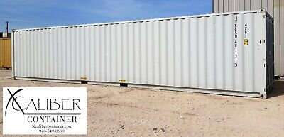 40' STD New Shipping Container Cargo Container Conex Box Bowie, TX Sunset, TX
