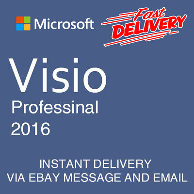 microsoft visio 2016 professional activation key