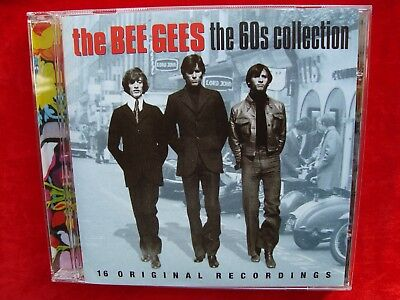 The Bee Gees- The 60s Collection 16 track CD on Prism Leisure from 2000 Free P&P