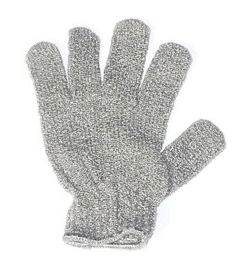 Aquarium Cleaning Glove, Grey, Perfect for Curved Glass. Easy Algae Removal