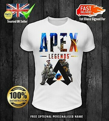 Kids Unisex APEX LEGENDS GAMER GAME kids t shirt boys girls