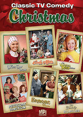Classic TV Comedy Christmas, Good DVD, Donna Reed,Doris Day,Jackie Gleason, n/a