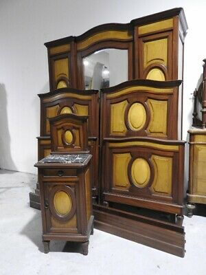 Antique Bedroom Furniture Mahogany Walnut Sideboard Quality' Classic Early 900