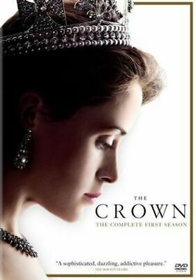 The Crown: The Complete First Season (DVD,2017) 126bc2