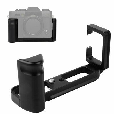 L-Shaped Vertical Quick Release Plate Hand Grip For Fujifilm X-T10 X-T20 XT-30