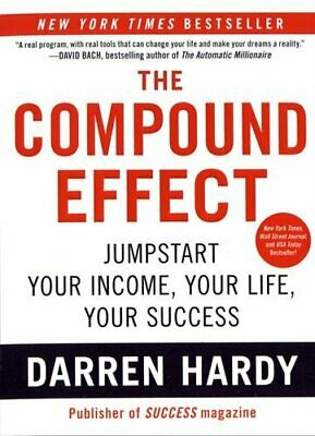 The Compound Effect by Darren Hardy (2012,eBooks)