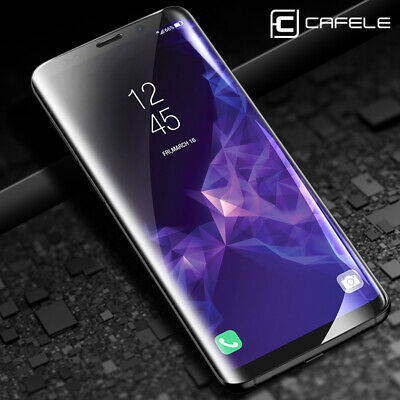 Samsung-Galaxy S8/S8+S9/S9+S10/S10+ -3D&UV Glue-Curved-Tempered Glass- Protector