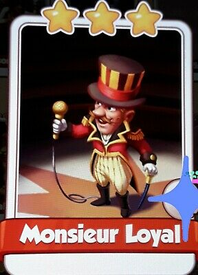 Coin Master NEW Monsieur Loyal From New Circus Set + High Raids for 24hrs!