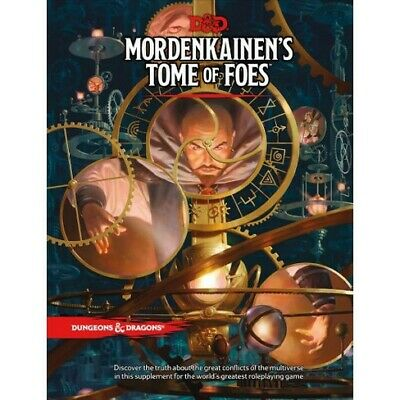 Dungeons & Dragons: Mordenkainen's tome of foes (E-B00K)🎁+ GIFT😍🎁