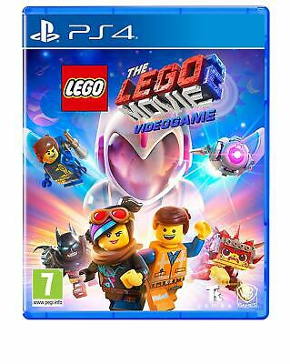 PS4 Gioco The Lego Movie 2 Videogame Merce