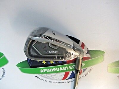 New Taylormade Rbz Rocketballz Sl 7 Iron Rbz Graphite Shaft Ladies Flex