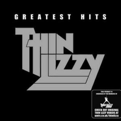 Greatest Hits - Thin Lizzy [CD]
