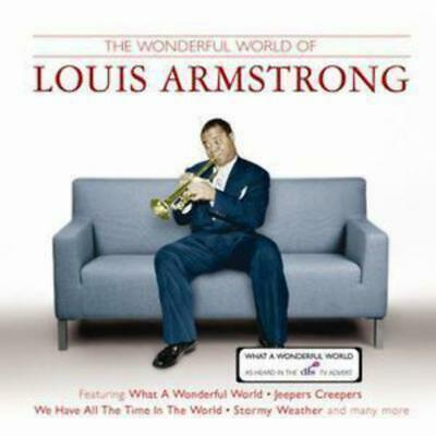 The Wonderful World of Louis Armstrong - Various Writers [CD]