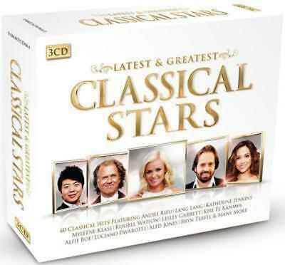 Classical Stars - Various Composers [CD]