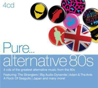 Pure... Alternative 80s - Various Artists [CD]