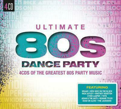 Ultimate... 80s Dance Party: - Various Artists [CD]