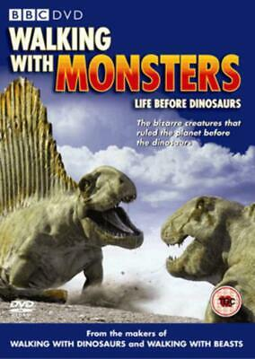 Walking With Monsters - [DVD]