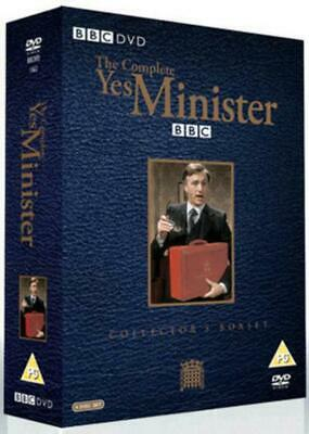 Yes, Minister: The Complete Series 1-3 - Stuart Allen [DVD]