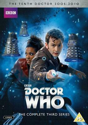 Doctor Who: The Complete Third Series - Euros Lyn [DVD]