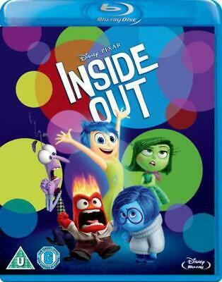 Inside Out - Pete Docter [BLU-RAY]