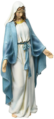 Our Lady Of Grace Blessed Virgin Mary Catholic Statue Measures appro 6x3x2 inch