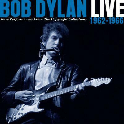 Live 1962-1966: Rare Performances from the Copyright Collections - Bob Dylan [CD