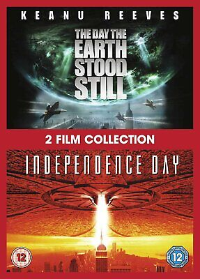 The Day the Earth Stood Still/Independence Day - Scott Derrickson [DVD]