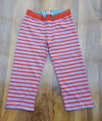Mini Boden Girls Favourite Cropped Sweatpants Stripes. Size 11 years. Brand new.