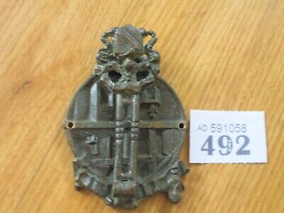 Antique Brass Door Knocker Shakespeare's House