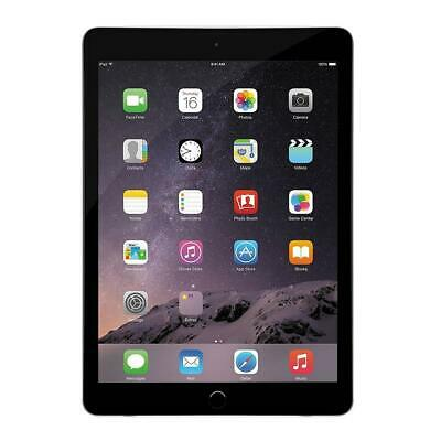 Apple iPad Air 2 16GB, Wi-Fi, 9.7in - Space Gray (MGLW2LL/A) A1566